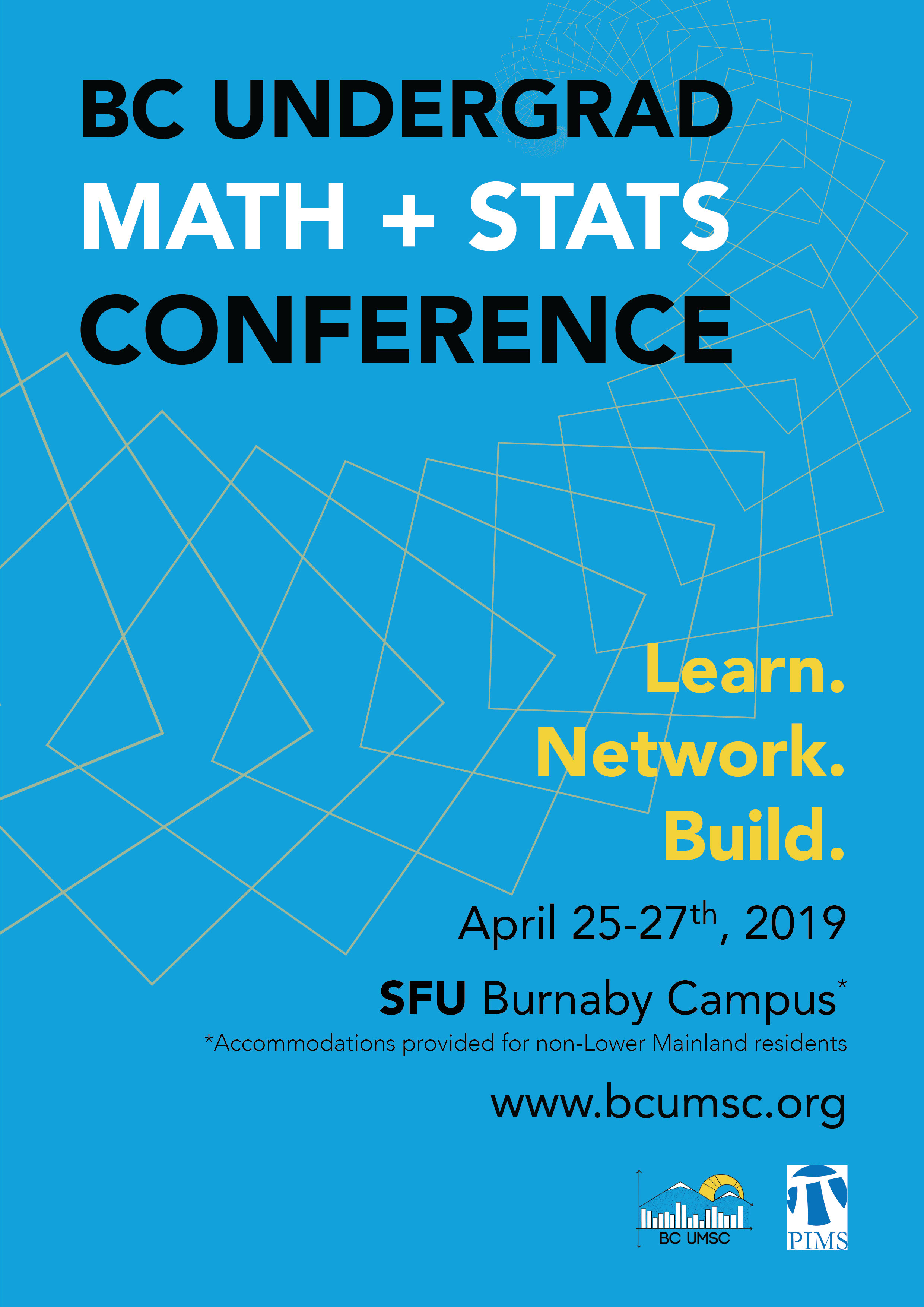 2019 British Columbia Undergraduate Mathematics and Statistics