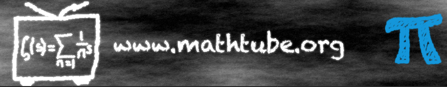 Mathtube Banner