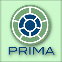 Pacific Rim Mathematical Association (PRIMA) logo
