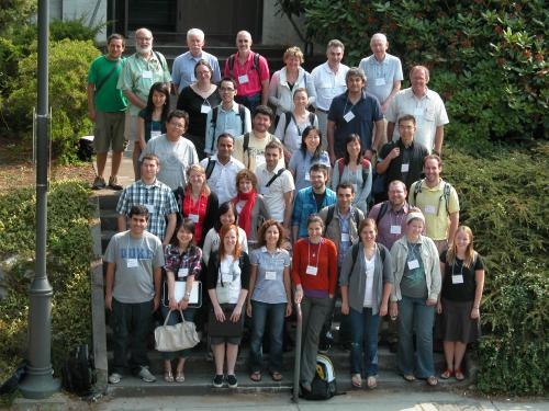 Participants of the Summer Schol on Computer Models and Geophysical Risk Analysison Computer Models and Geophysical Risk Analysis