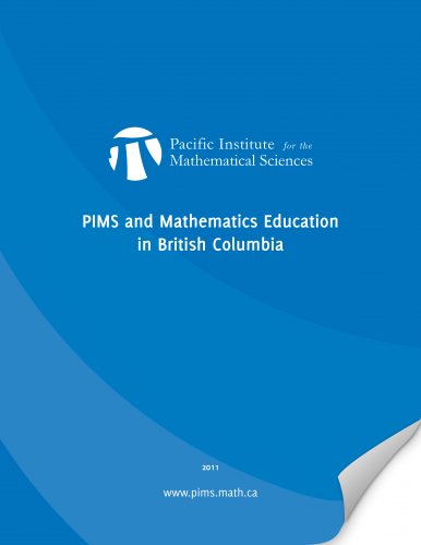 PIMS and Mathematics Education in British Columbia