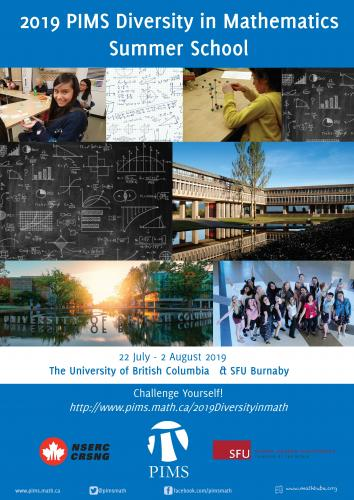 2019 Diversity in Mathematics   Pacific Institute for the